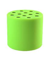 mini-gel de silice mini-voiture Bluetooth haut-parleur, audio sans fil Bluetooth, sortie audio fm oem, carte peut être insérée