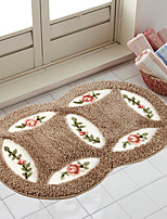 Country Style 1PC Polyester Bath Rug 17