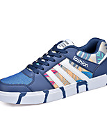 Unisex Sneakers Spring / Fall Comfort Tulle Casual Flat HeelBlack / Blue / Green / Pink / Gray Walking