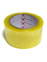 Environmental Sealing Tape Packing Tape Sealing Tape Transparent Yyellow Marking Tape (Volume 2 A)