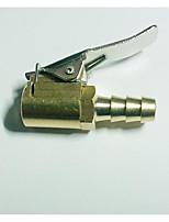 mandril neumático de coche neumático neumático cobre adaptador de la bomba de la articulación AC-01 materiales