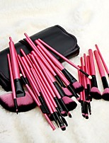 32pcs Makeup Brushes Set Synthetic Hair Full Coverage / Portable Wood Face / Eye Others