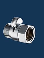 управление потоком латунный клапан водоредуцирующая контроллер ручной распылитель голову отключить выключатель для душа