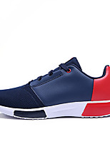 Men's Sneakers Spring / Summer / Fall / Winter Round Toe / Flats Tulle Outdoor / Office & Career
