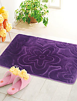 Casual Style 1PC Polyester Bath Rug 15