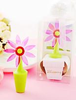 Beter Gifts® Groom / Groomsman - 1 Piece/Set Cherry Blossom Wine Bottle Stopper Practical Wine Tools Barware Favor