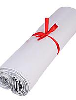 белый цвет пластик упаковка&доставка курьером мешок