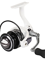 TXL2000 Superior Quality White Metal Spinning Fishing Reel Fixed Spool Reel 13 +1 BB Bait Casting Reel