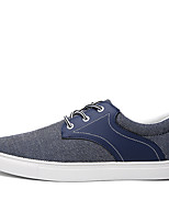 Men's Flats Spring / Summer / Fall / Winter Round Toe / Flats Canvas Outdoor / Office & Career