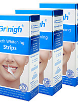 Grinigh Blanchiment des dents kits Naturel Adulte Blanc / Bleu Plastic