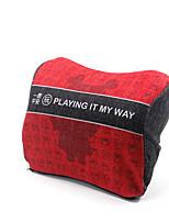 automóvel assento de carro decorativo travesseiro de algodão quatro estações pescoço travesseiro de massagem high-end carro dos desenhos