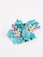 Oufulga Korean Brides Wrist Flowers Bridesmaid Wrist Flowers