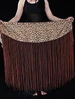Жен.-Набедренные повязки для танца живота(Леопардовый принт,Чинлон,Танец живота) - дляЖен.