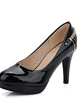 Women's Heels Spring / Summer / Fall Heels / Platform / Round Toe Synthetic  /  Office & Career /