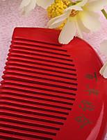 Baño y Jabón(Rojo) -tema de la vendimia-Personalizado 24*25CM Madera