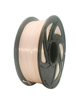 Pink 3D Three-dimensional Printing Supplies Rapid Prototyping Material Painting Graffiti PLA / ABS Supplies