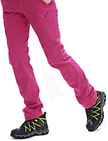 Outdoor Women's Bottoms Leisure Sports Waterproof / Windproof / Thermal / Warm Spring / Autumn / Winter Others-Sports