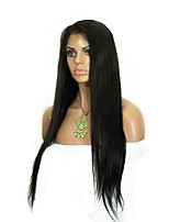 EVAWIGS 10-26 Inch Human Wigs 10A Grade Straight Brazilian virgin hair lace front wigs for fashion women