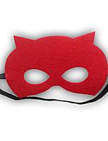 Polyester-Voor alle seizoenen-Meisjes / Jongens-Masker-Rood