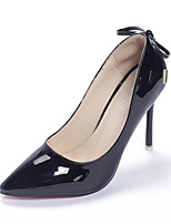 Women's Heels Fall Heels / Pointed Toe Dress Stiletto Heel Others Black / Pink / Red Walking