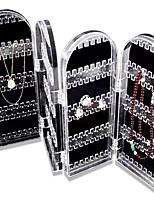 New Arrival 2016 Acrylic Jewelry Storage Box High Quality Box Organizer Plastic Box Jewelry Organizer Display Holder