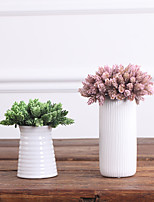 Hi-Q 1Pc Decorative Flower Pineapple Grass Wedding Home Table Decoration Artificial Flowers
