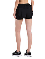 Running Baggy shorts Women's Breathable / Comfortable Polyester Running Sports Inelastic