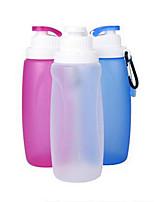 cadeau tasse de silicone tasse pliable bouilloire en verre sports de plein air multi-fonctions pliables tasses étanches portables