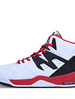 361 Men's Basketball Sneakers Spring / Summer / Autumn / Winter Damping / Wearproof Shoes White 40-44.5
