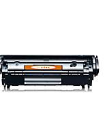 facile d'ajouter des cartouches de poudre pour HP Q2612A canon crg FX9 FX10 pages imprimées 2000