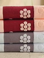 Serviette-Jacquard- en100% Coton-35*75