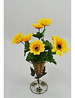 Polyester Wedding Decorations-1Piece/Set Artificial Flower Wedding Classic Theme Non-personalized