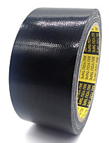 Black Cloth Tape High Temperature High Temperature Custom Black Duct Tape Glue Residue Black Parent Roll (A Rroll 2)
