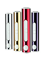 Hot Metal Shell Portable Electronic USB Lighter Rechargeable Flameless Windproof Cigarette Lighter