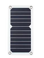 sortie usb 6.5W 5v chargeur de panneau solaire pour 6s iphone samsung xiaomi huawei (de swh65u)