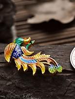 diy sieraden phoenix stijl verguld charme