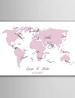 Tuin Thema-Ondertekende lijsten & platen-Roze Tuin Thema