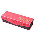 красный цвет, другой материал упаковки&доставка автомобиля кулон коробка пакет из двух