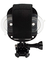 Gopro Accessories Smooth Frame / Suction Cup / Clip / Mount/Holder Convenient / Adjustable, For-Action Camera,Gopro Hero 5 / Others /
