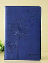 A5 Business Office Notebook Travel Diary Book(Random Colors)