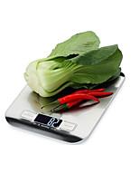 портативные электронные весы для кухни (диапазон взвешивания: 5 кг-1 г)
