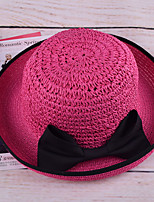 Women Satin Floppy Hat,Casual Spring / Summer / Fall
