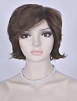 блондинка мода короткий парик европейские и американские фигурные парики женщин синтетические парики