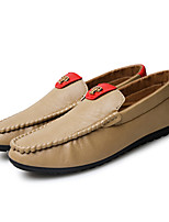 Men's Loafers & Slip-Ons Spring / Summer / Fall / Winter Comfort / Round Toe / Closed Toe Casual Flat Heel Others