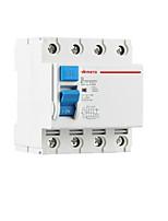 переключатель защиты от тока утечки на автоматический выключатель (выключатель номинальный ток: 40a)