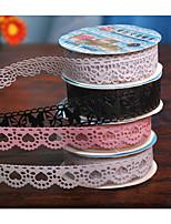 The Album DIY Manual Album Essential Lace Tape Diary Deco Sticker