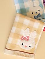 Asciugamano medio- ConJacquard- DIMisto poliestere/cotone-25*50cm
