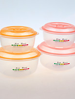 China Factory Food Grade Set of 2 pcs Soup Bowl with Lid