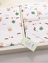 Ensemble de serviette de bain-Impression réactive- en100% Coton-90*90cm(35