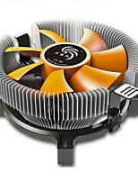 полюс ветра q5 настольная платформа больше ресурсов процессора Intel AMD радиатор вообще немой вентилятор